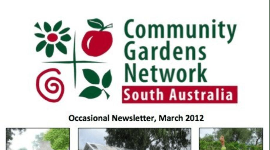 SA newsletters — 2005-2012