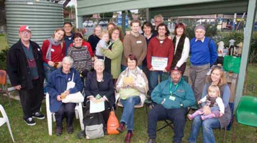 2009 Sydney regional MeetUP — Chester Hill CG
