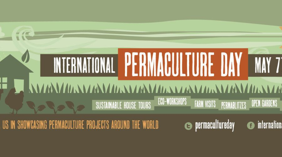 Join in on International Permaculture Day 2017