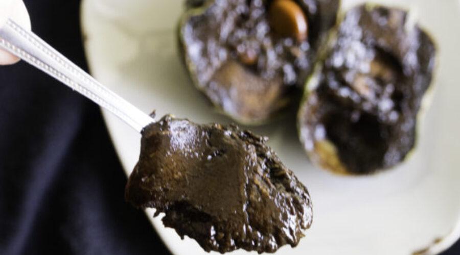 Black sapote — chocolate pudding fruit