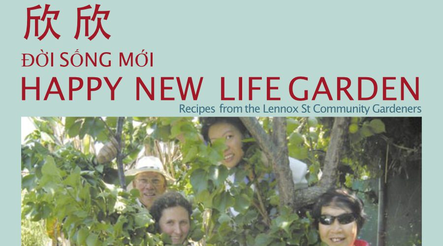 Happy New Life Garden — recipes