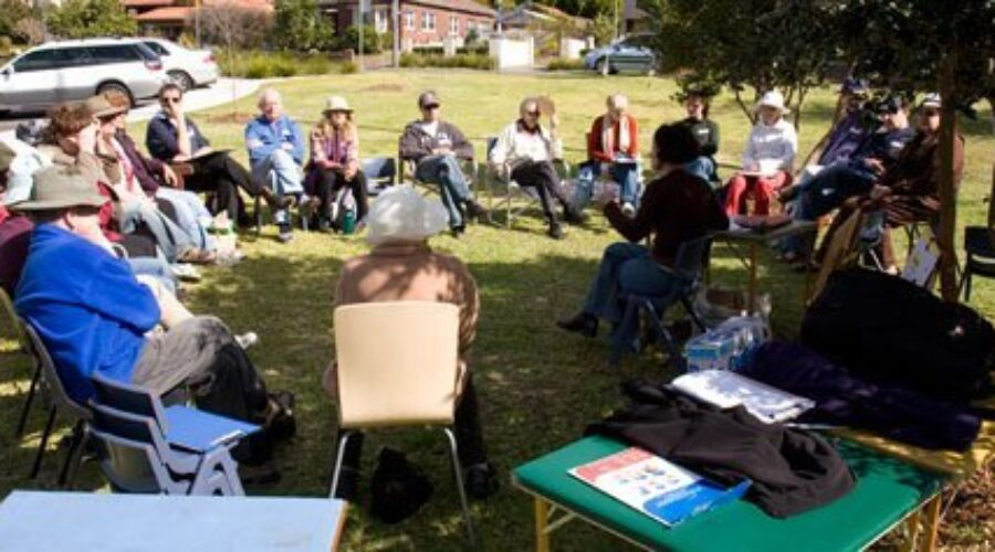 Permaculture design's role in community gardening