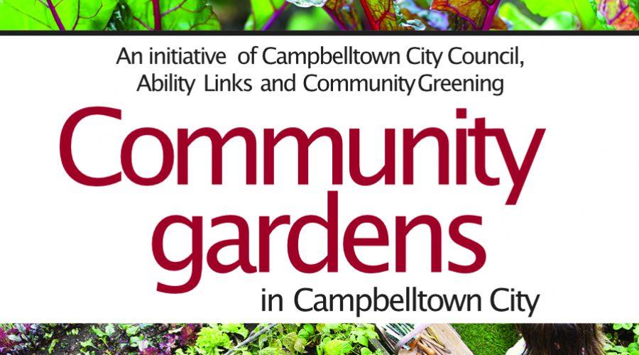 Community garden directory — Campbelltown