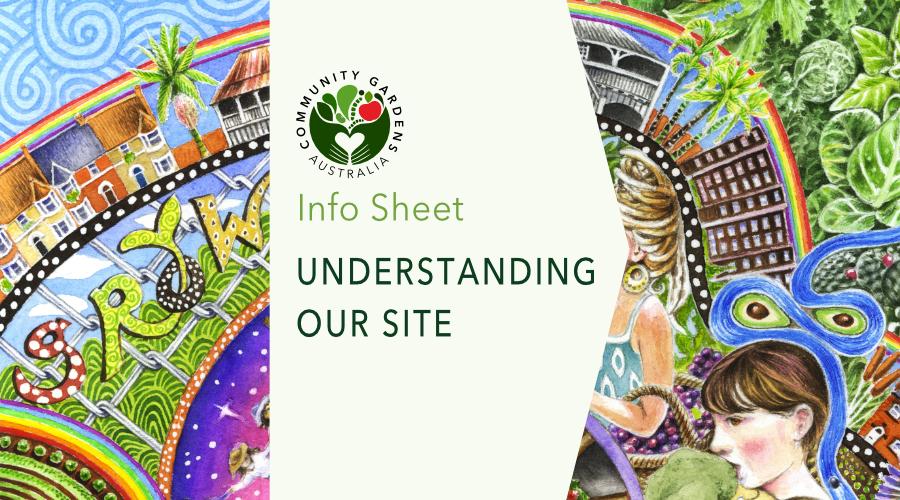INFO SHEET: Understanding our site