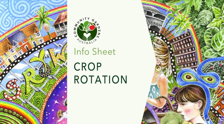 INFO SHEET: Crop rotation