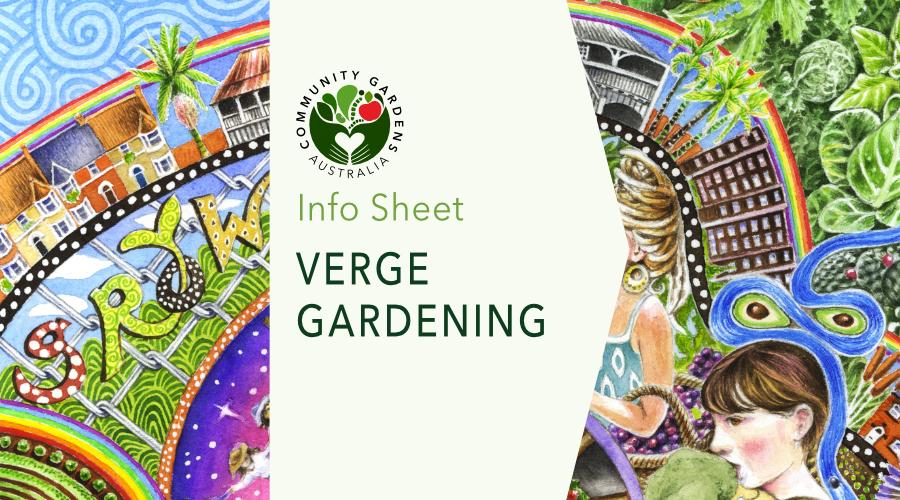 INFO SHEET: Verge gardening
